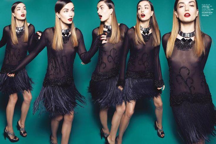 A era do jazz (Vogue Brasil)