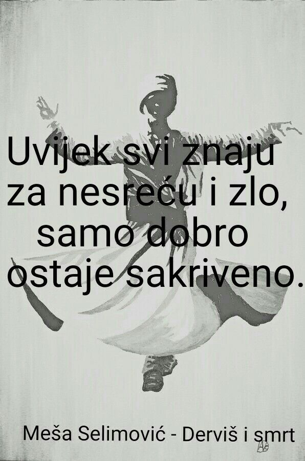 Mesa selimovic dervis i smrt citati citati for Pablo escobar zitate
