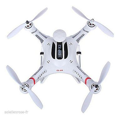 CX-20 Cheerson Auto Pathfinder Drone -GPS Autopilot System Drone Copter(Camera Not Included)