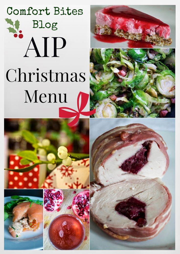 Comfort Bites Blog: Comfort Bites' Autoimmune Protocol (AIP) Christmas Menu