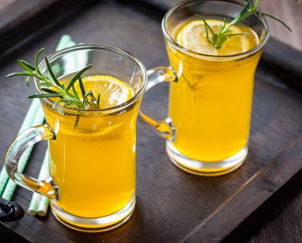 Das Rezept | Orangen-Rosmarin-Limonade