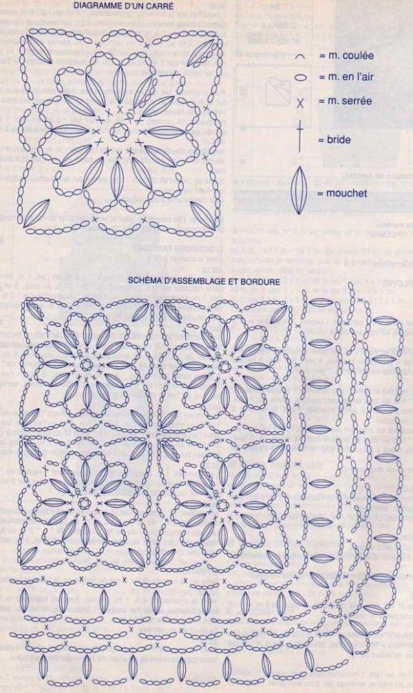 crochet le ch le fleuri la boutique du tricot et des. Black Bedroom Furniture Sets. Home Design Ideas