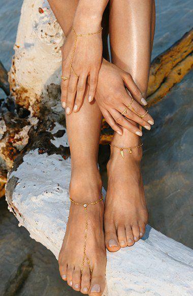 Rebecca Minkoff Charm Anklet | Nordstrom