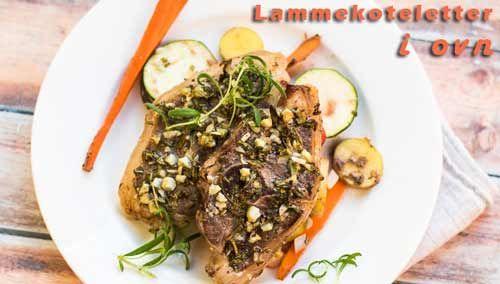 Lammekoteletter i ovn er en nydelig rett som de fleste liker. Det er enkelt, det er godt, og det er sunt.  -  https://renerehelse.no/lammekoteletter-i-ovn/