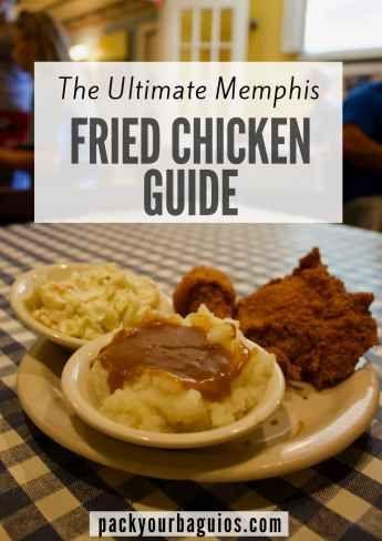 the ultimate memphis fried chicken guide fried chicken memphis arkansas travel pinterest