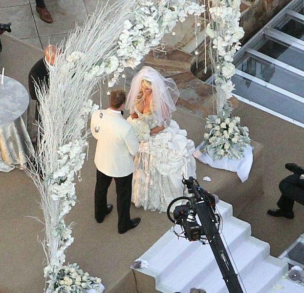 kim zolciak | Real Housewives Star Kim Zolciak Weds Kroy Biermann in Roswell Georgia ...