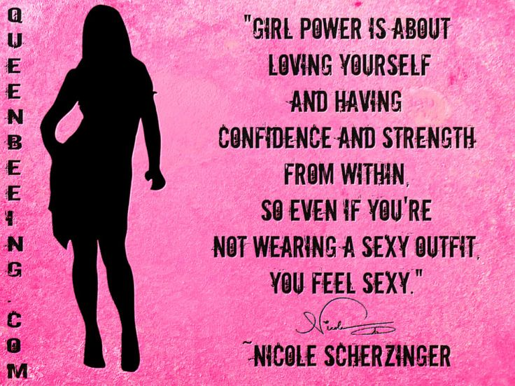 Want to be sexy? Be confident - believe and feel sexy and you are halfway there. http://ctt.ec/E3eg6+