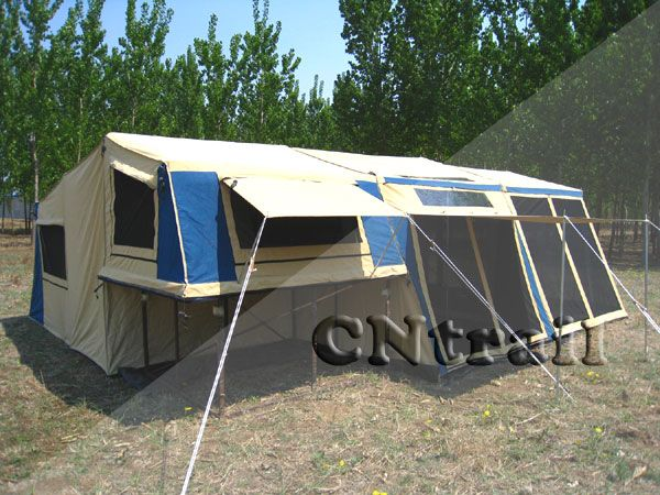 1000 Ideas About Camper Trailer Tent On Pinterest