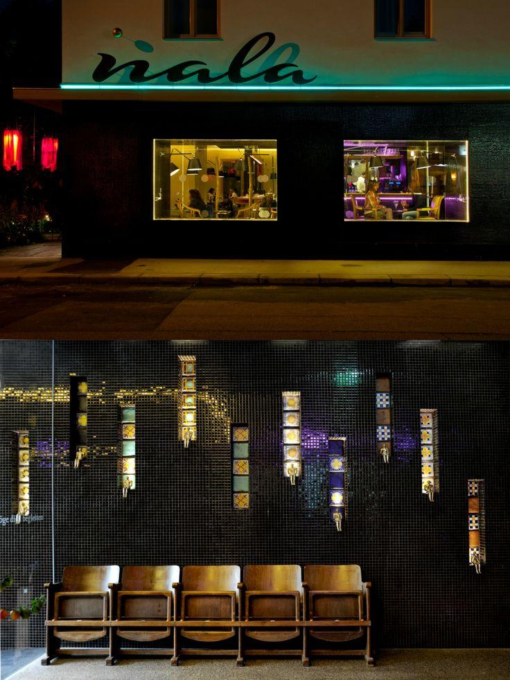 NALA Indivduellhotel | Designhotel | Innsbruck | Austria | http://lifestylehotels.net/en/nala | Exterior View | Design | Art