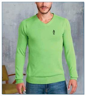 SeaHorse-Collection, V-neck sweater, 59,99€