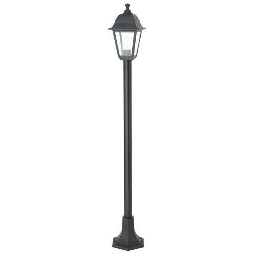 Outdoor Black Post Light El-40044 | The Lighting Superstore