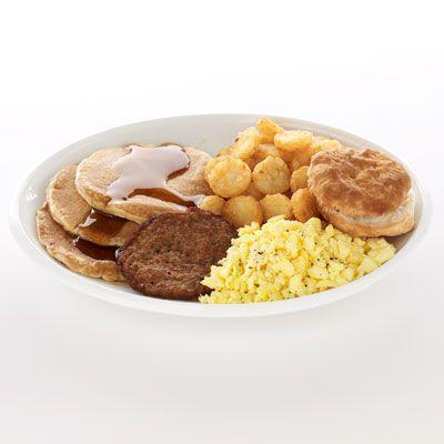 Fast-food breakfasts to skip - Americas Healthiest Fast-Food Breakfasts - Health.com