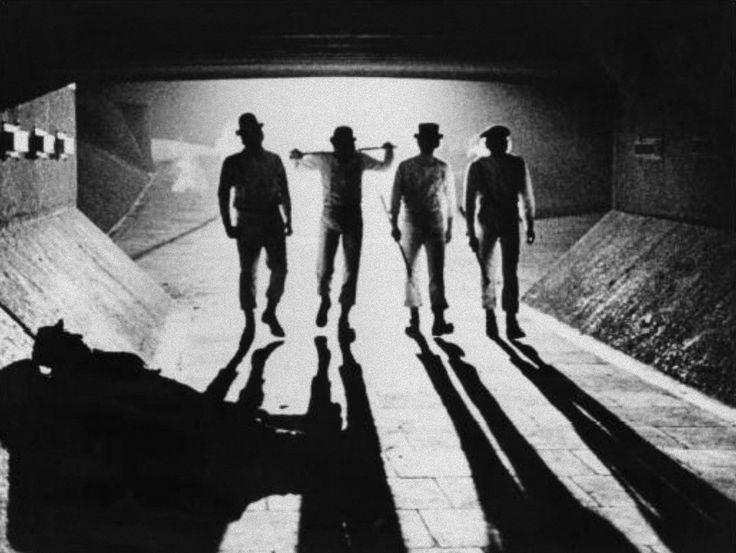 A Clockwork Orange • Directed by Stanley Kubrick 1971