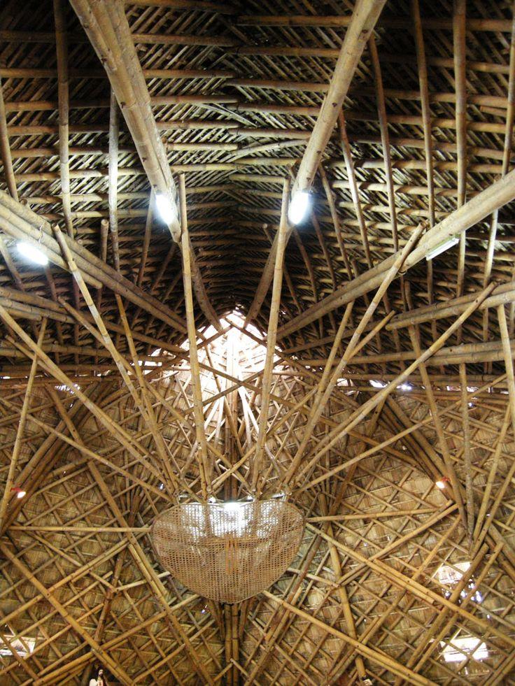 Bamboo Church by Ir.Pradipto