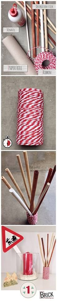 #tutorial,#paperroll,#christmas