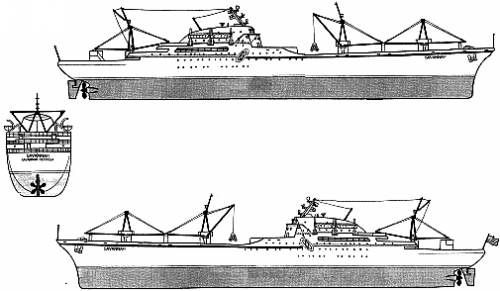 Lines Drawing Naval Architecture : Best nuclear ship savannah images on pinterest boat