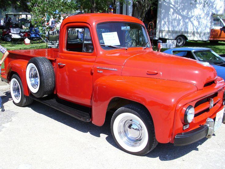 international trucks | 1955 International truck by *wario7793 on deviantART