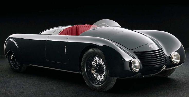 1935 Alfa Romeo 6C 2300 Jankovits Spider