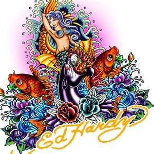 Ed Hardy design