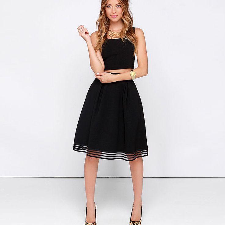 #aliexpress, #fashion, #outfit, #apparel, #shoes #aliexpress, #Chiffon, #Length, #Black, #Color, #Skate, #Skirts, #Women, #Skirts, #Female, #Vintage, #Skirt, #Ladies, #Women, #Clothing, #Fashion