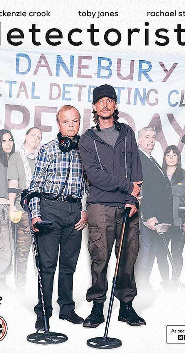 With Mackenzie Crook, Toby Jones, Pearce Quigley, Gerard Horan. The lives of two eccentric metal detectorists, who spend their days plodding along ploughed tracks and open fields, hoping to disturb the tedium by unearthing the fortune of a lifetime.
