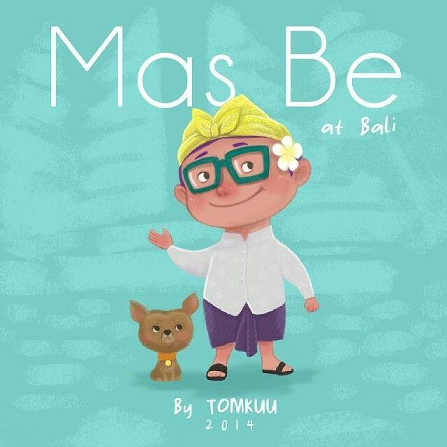 Awesome artwork by Thomas Kurniawan @tomkuu 2 years ago, thank you very much; now he already become well-known artist from Indonesia  (appears in some Indonesian TV channels) especially for the Disney's dolls and graphics design.  #masbe_fanart #masbe #mas_be #digitalart #disneystyles   #bambigunawan #BambiBambangGunawan #chibi_korea #Unyu2 #chibi #donat_kirik #bali