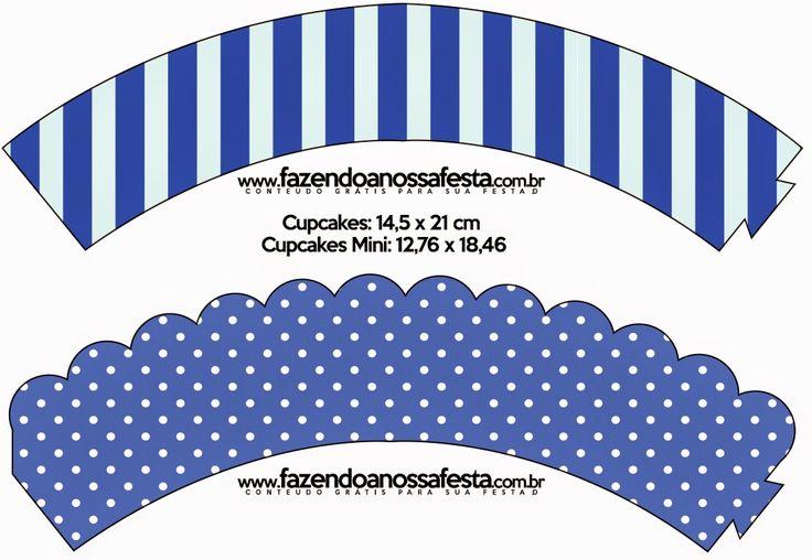 blue-and-white-stripes-free-printable-kit-059.jpg 1,102×761 pixeles