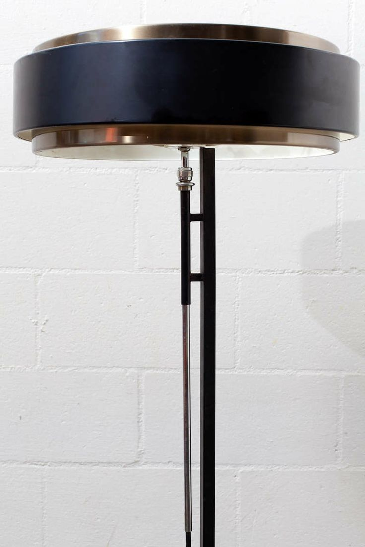 Best 25 copper floor lamp ideas on pinterest copper lighting hiemstra black and copper floor lamp geotapseo Images