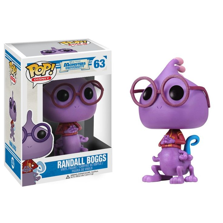 Figuras Pop! de Monsters University de Funko.