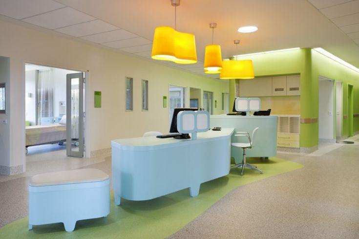 The royal childrens hospital by billard leece partnership