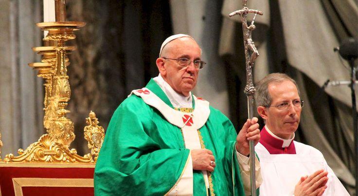 [VIDEO] Papa Francisco: Identidad cristiana no viene de licenciaturas en teología sino del Espíritu Santo