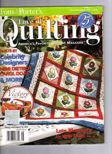 Love of quilting n.64 - poliartesanato - Picasa Webalbums