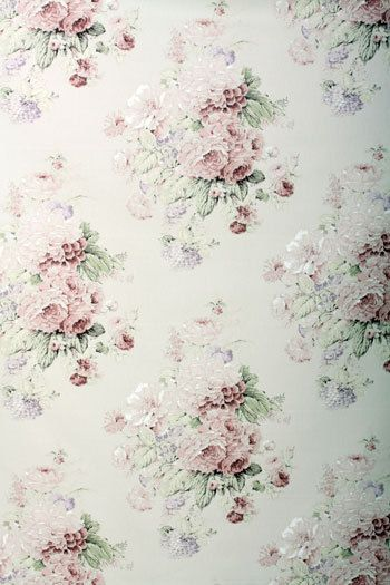Chalk Interiors - Faded Roses fabric by Annie Sloan, £19.90 (http://www.chalkinteriors.com/faded-roses-fabric-by-annie-sloan/)