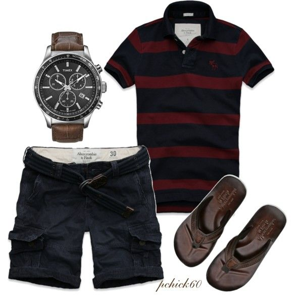 Men's #4, created by pchick60 on Polyvore