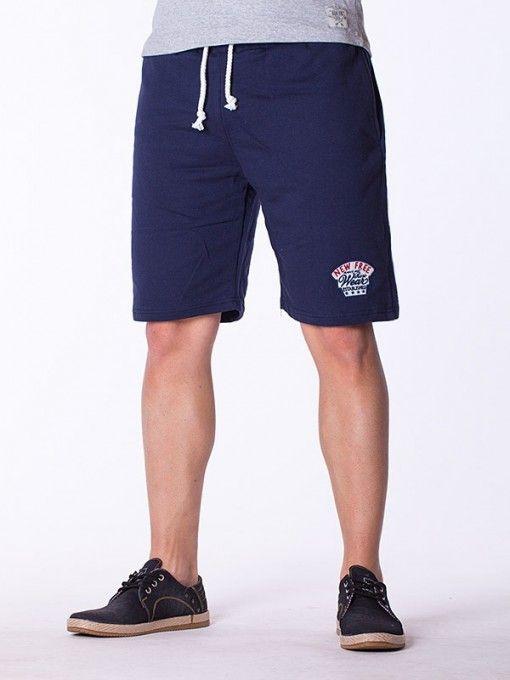 Pantaloni scurti barbati NEW FREE - albastru