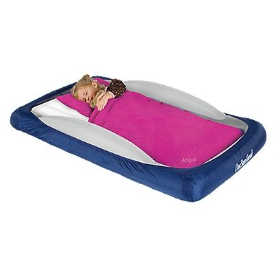 Tuck-Me-In Travel Bed, Toddler & Kids Portable, Inflatable Bed