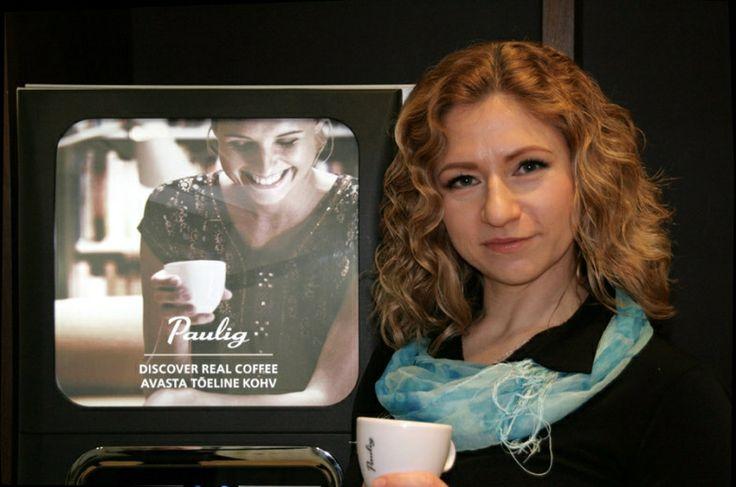 Piret Madar, Markkinointipäällikkö Virossa | Paulig.fi