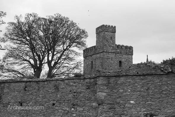 Wexford Town Walls, ca 1180, County Wexford