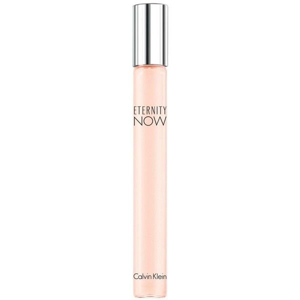 Eternity Now by Calvin Klein Eau de Parfum Rollerball ($22) ❤ liked on Polyvore featuring beauty products, fragrance, no color, peony perfume, calvin klein fragrance, cashmere fragrance, eau de parfum perfume ve cashmere perfume