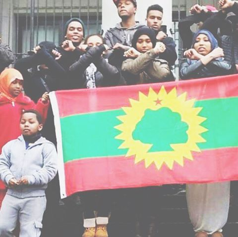 #oromoprotests  @schoolboy4real