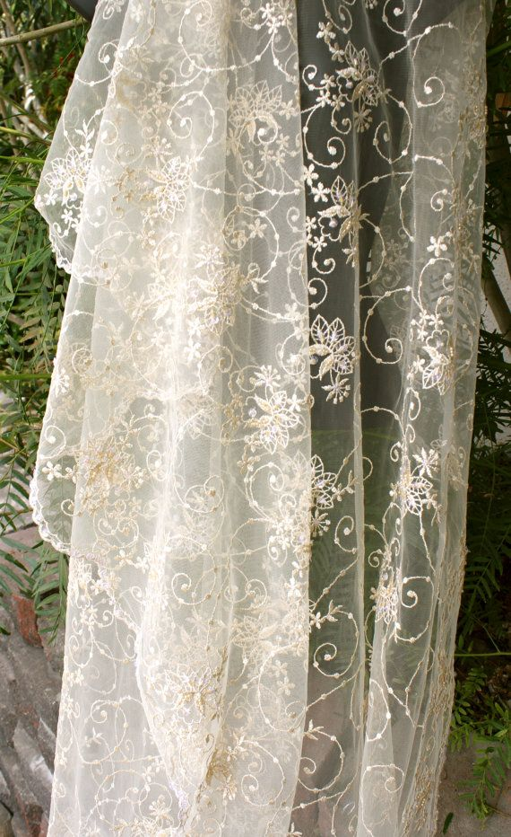 33 best images about lace on pinterest lace embroidered for Wedding dress fabric samples