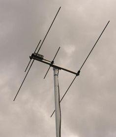 Duoband-Yagi 2m/70cm with 2/3-elements