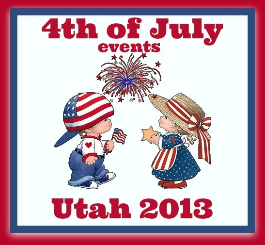 july 4th fireworks utah