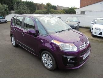 Citroen C3 PICASSO 1.6 PICASSO VTR PLUS HDI 5dr 91 BHP FULL SERVICE HISTORY