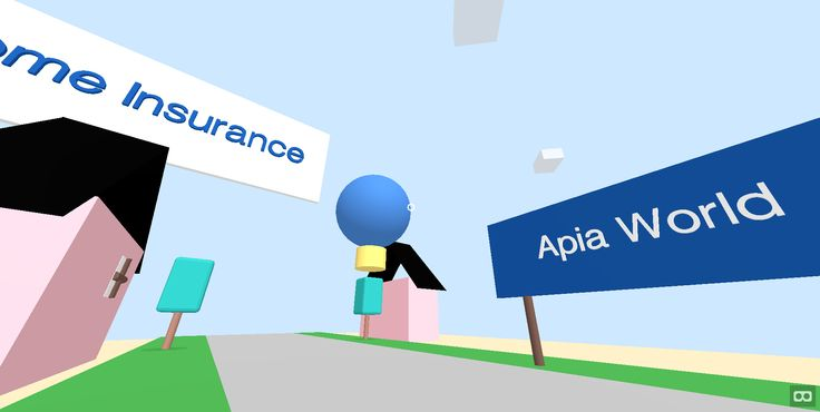 Apia World by hellocreep.github. Check out this and more at infiverse.com #webVR #infiverseVR #VRexperince