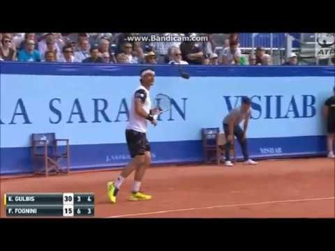 Fognini vs Gulbis Highlights Gstaad