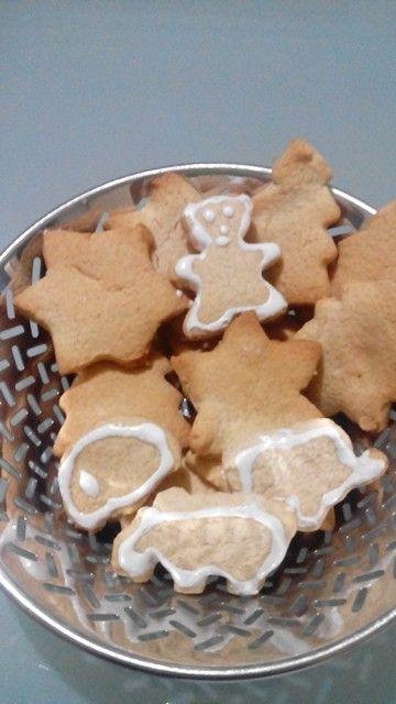 Biscotti allo zenzero di gio