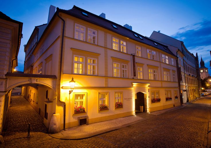 Unique location in the heart of Old Town Prague is our boutique Hotel Leonardo in Prague!