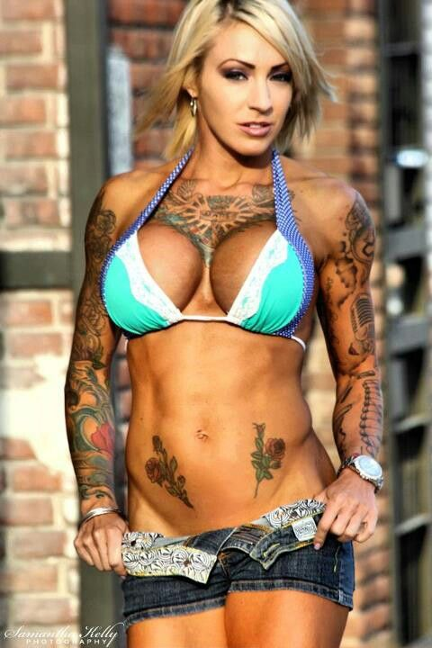 83 Best Naked Tattooed Chicks Images On Pinterest  Tattoo -9812