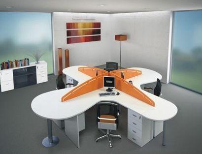 Fotos de diseño de oficinas modernas Tips de Decoración